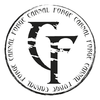 CF logo in black